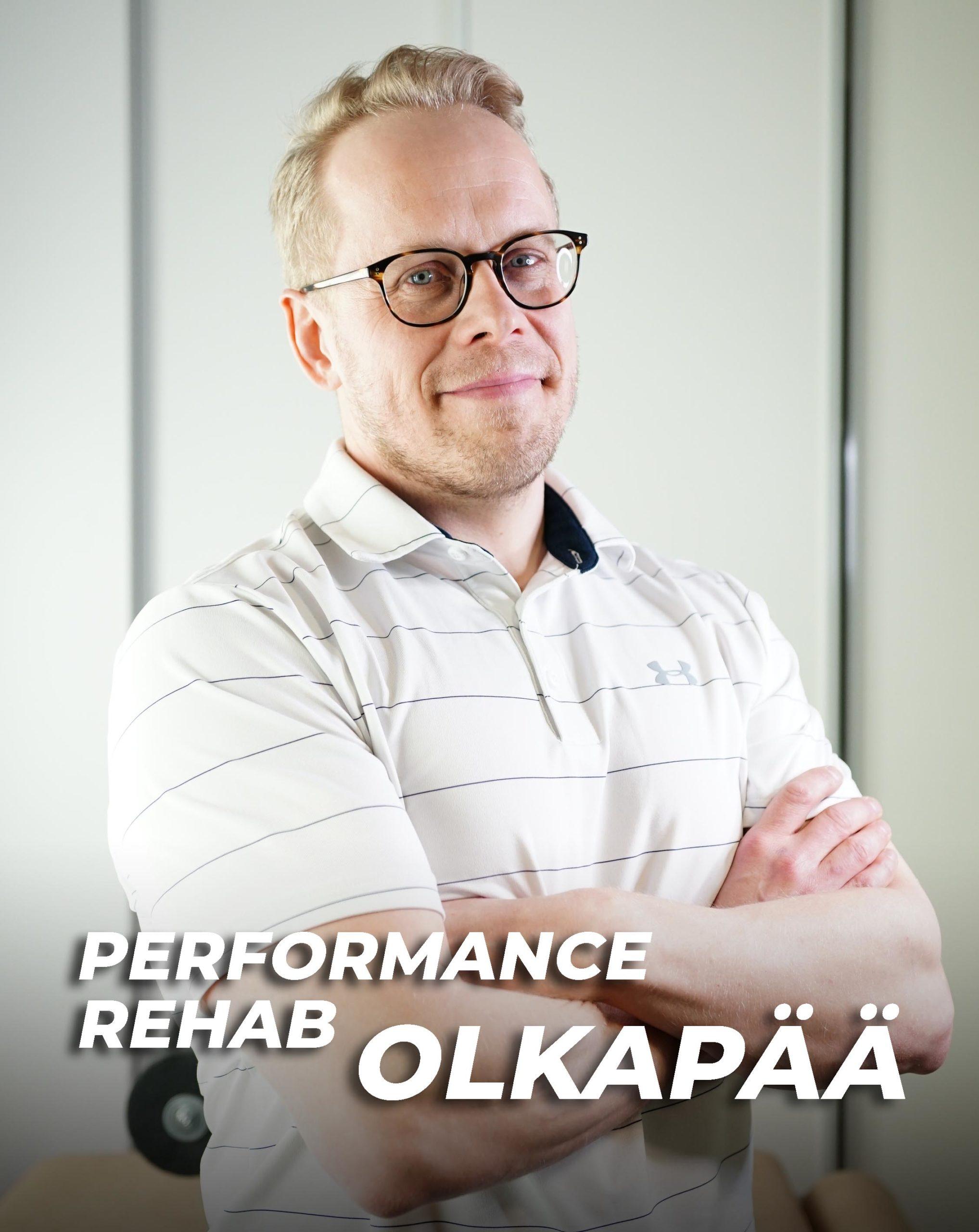 Performance Rehab Olkapää