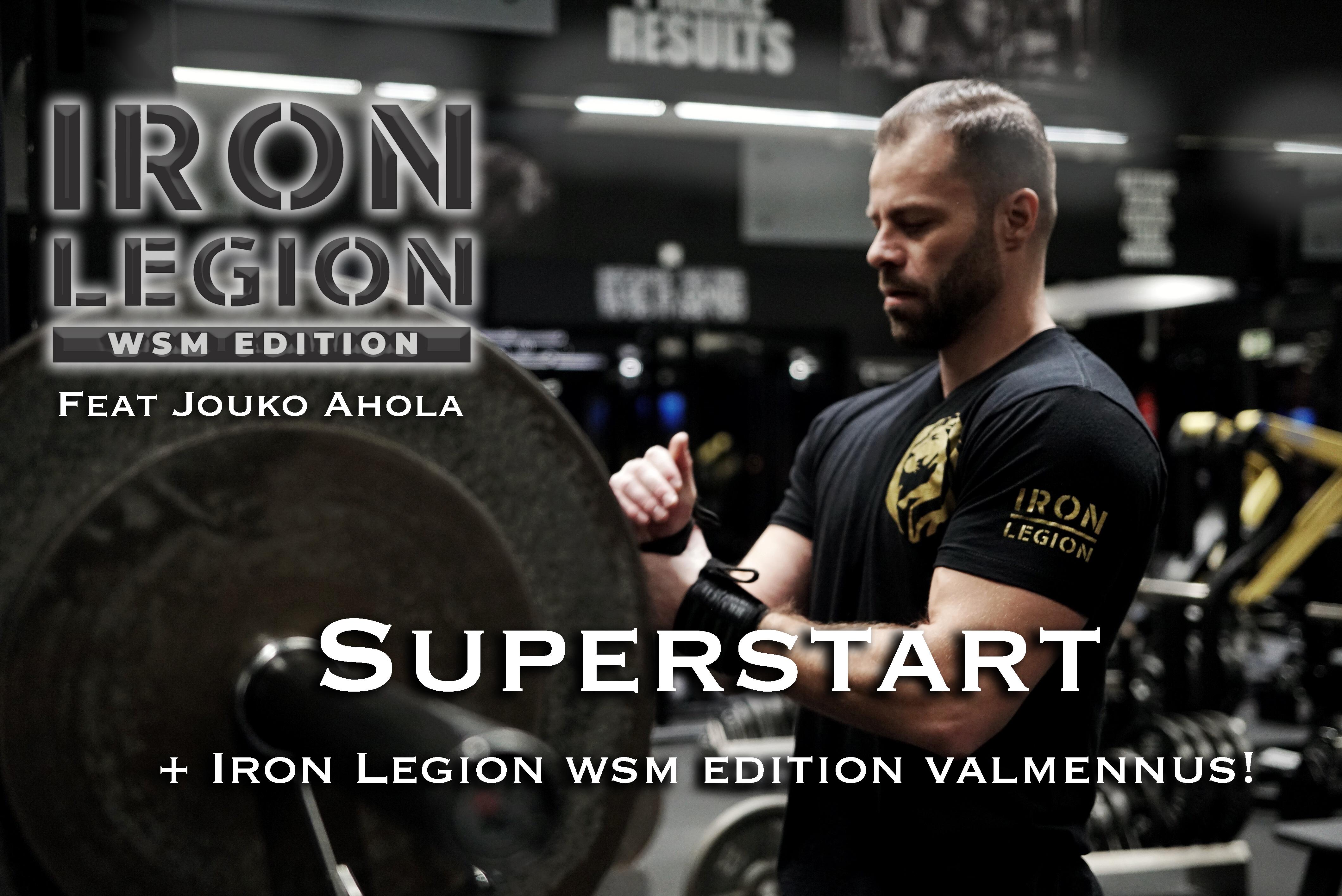 Superstart + Iron Legion WSM Edition