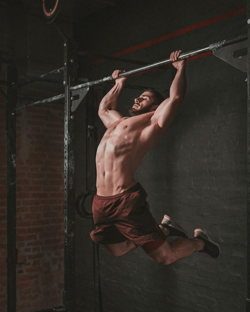 Muscle Up -Valmennus