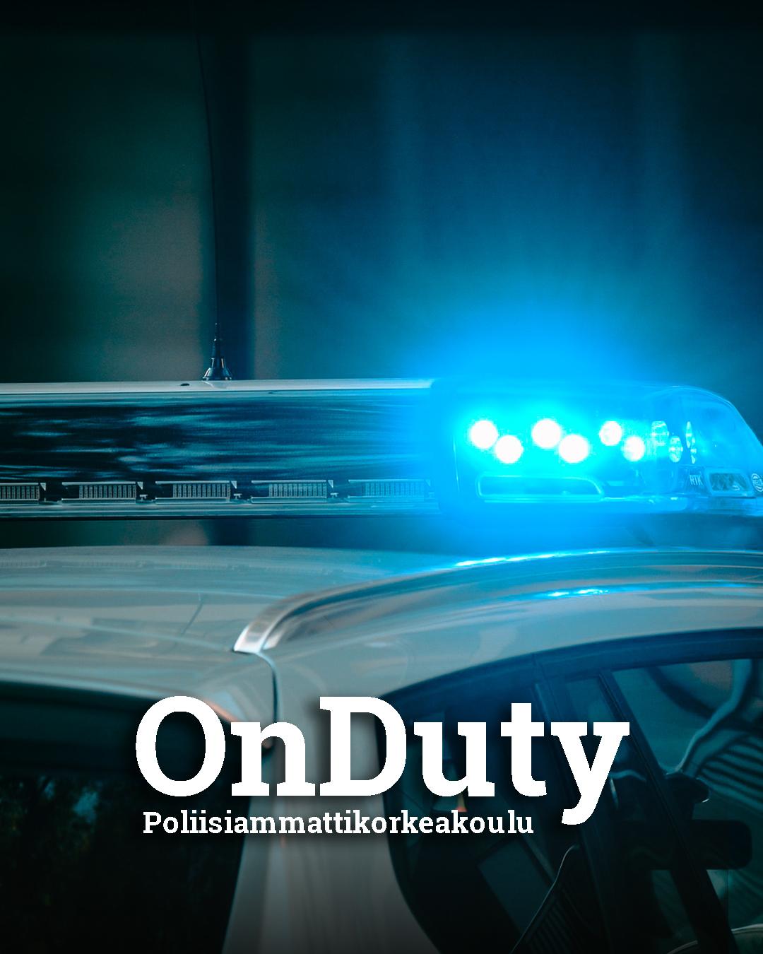 OnDuty – Poliisiammattikorkeakoulu