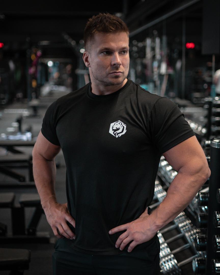 Tekninen T-paita miehille